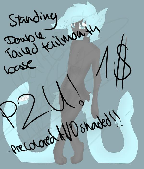 Standing Tailmouth Base $1 SAI FILE