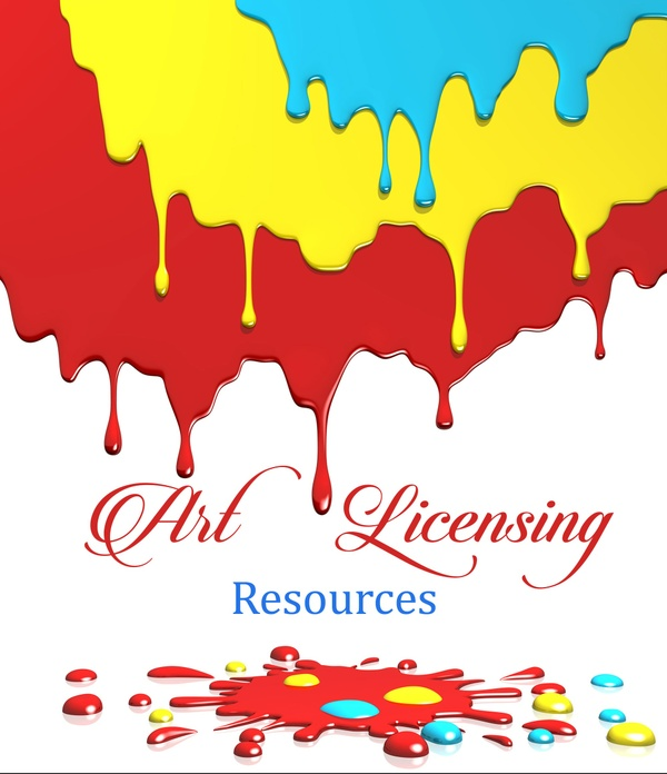 Art Licensing Resources E-list