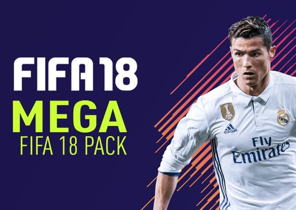 FIFA 18 MEGA PACK