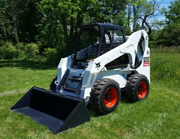 Bobcat S250, S300 Skid - Steer Loader Service Repair Manual DOWNLOAD (S/N 530911001 & Above... )