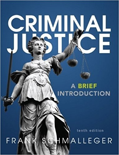 Criminal Justice ,A Brief Introduction, 10 edition ( PDF )