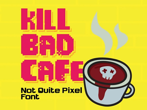 Kill Bad Cafe