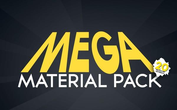 MEGA Material Pack 2K16