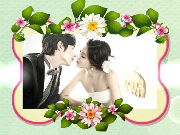 Blufftitler Template : Wedding Style 14