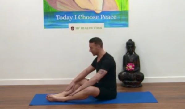 AcuYoga for Relax and Recharge - 30min