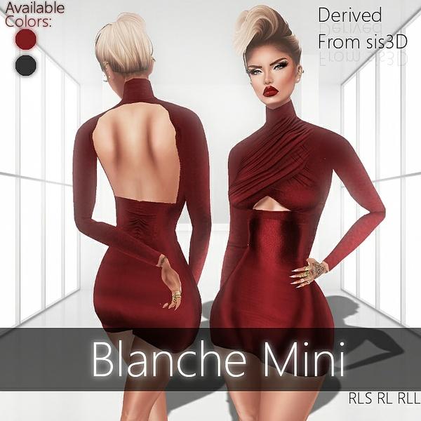 Blanche Mini 330