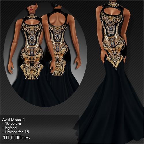 2013 APRIL DRESS # 4