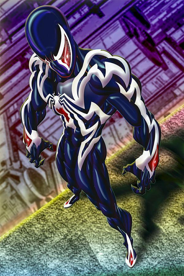 Spiderman Black Extreme