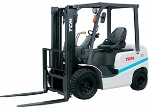 TCM Forklift 1F4: DH-35, DH-40, DH-45, DH-50, GH-35, GH-40, DH-45, GH-50 Workshop Service Manual