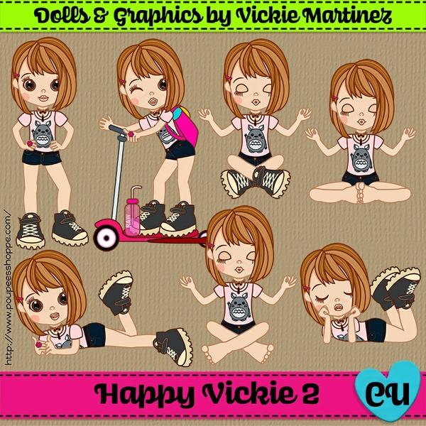 Happy Vickie 2
