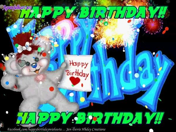 Happy Birthday Gif #28