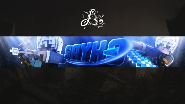 Minecraft Banner  [3€ or more]