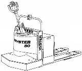 Hyster Pallet Truck T5XT (E142 series), W60XT, W80XT (E135 series) Workshop Service Manual
