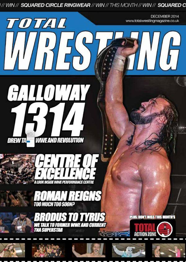 Total Wrestling December 2014