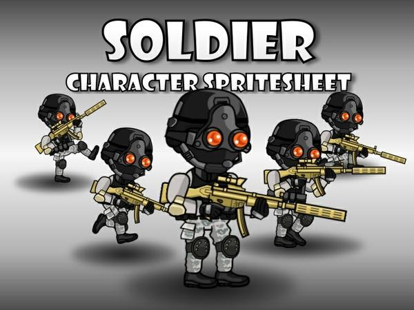 Soldier 46 Night Operator