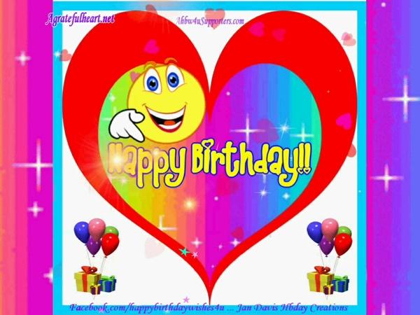 Happy Birthday Gif #1