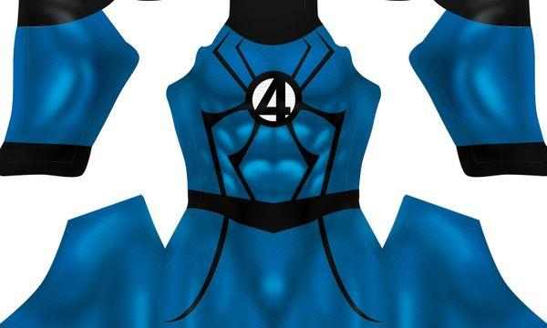 Fantastic 4 Spider-Man V2 pattern