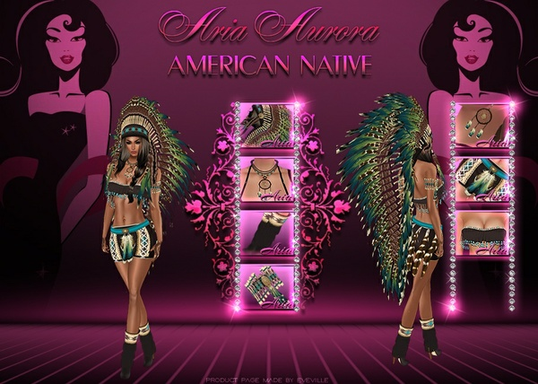 American Native Bundle,Resell Right!