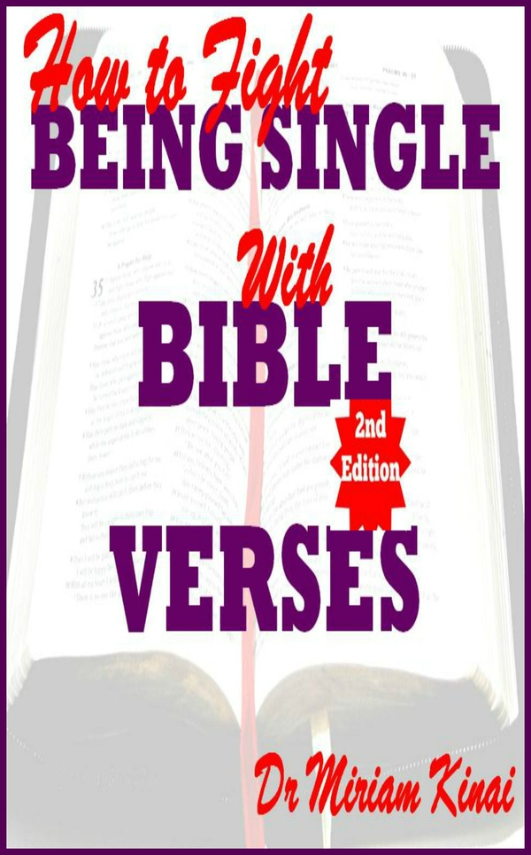 How to Fight for your Being Single with Bible Verses 2nd Edition