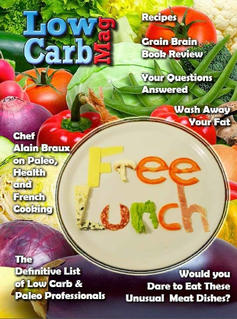 Low Carb Mag March 2014 - The Worlds Most Loved Low Carb Magazine