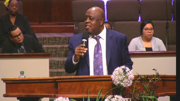 """Pastor Sam Emory 11-20-16am """" The Personal Price of Praise"""" MP4"""