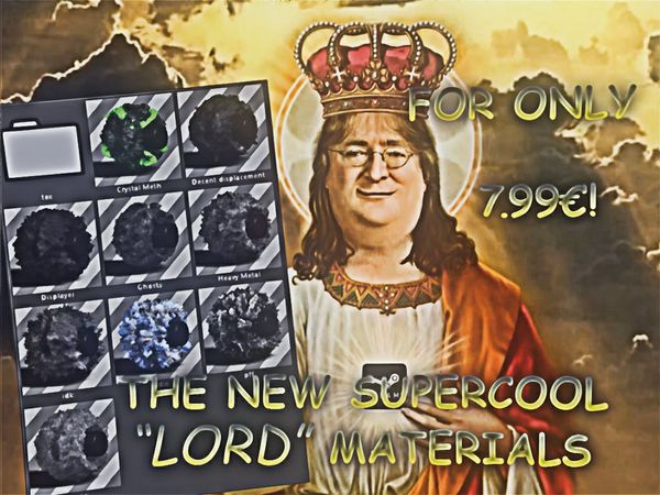 The Lord Materials