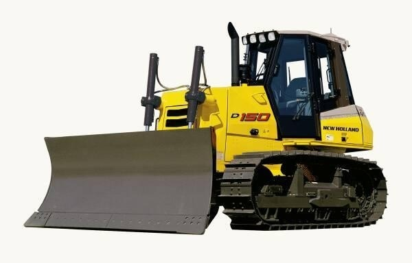 New Holland D150B CRAWLER DOZER Workshop Manual Download