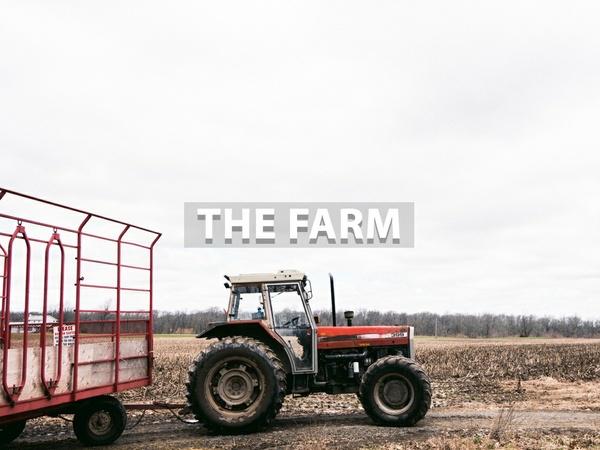 """The Farm"" - Lightroom Preset"