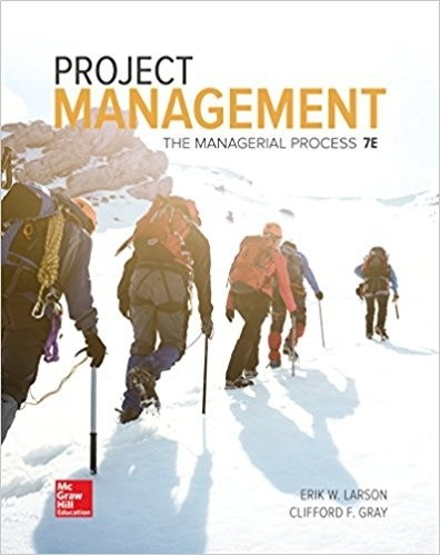 Project Management The Managerial Process 7th Edition ( PDF )