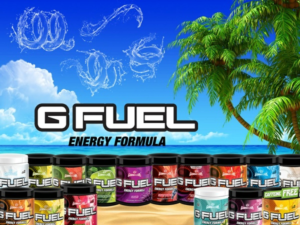 Gfuel Render & Effect Pack