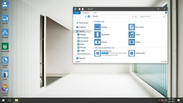 Bluish IconPack