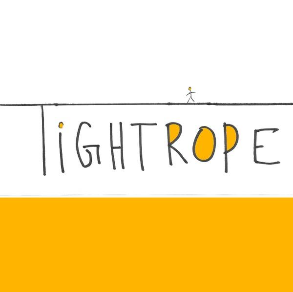 Tightrope (SOLO PIANO arrangement, PDF)