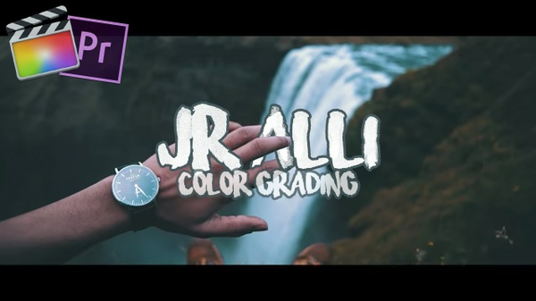 Cinematic TraveL LUT like JR Alli