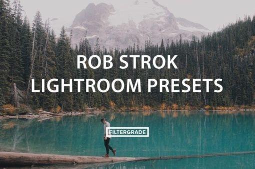 Filtergrade Rob Strok Lightroom Presets