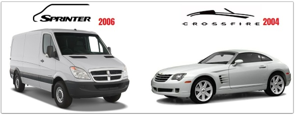 CHRYSLER CROSSFIRE 2004 & SPRINTER 2006 FACTORY SERVICE MANUAL