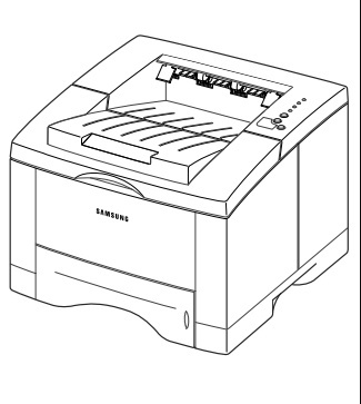 Samsung ML-1650 Series ML-1650 / ML-1651N Laser Printer Service Repair Manual