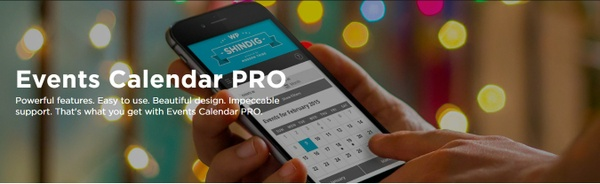Modern Tribe The Events Calendar PRO 4.4.11.1 WordPress Plugin