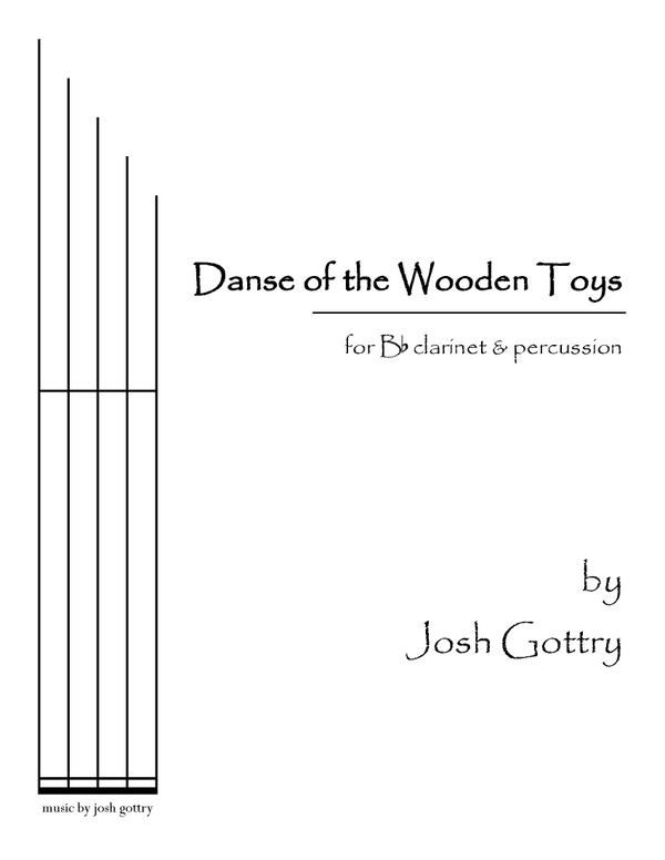 Danse of the Wooden Toys