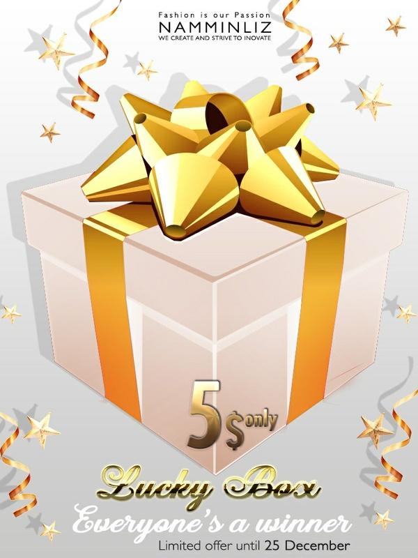 Lucky Box 11