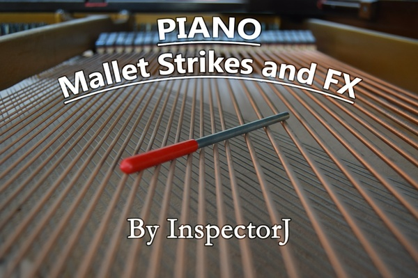 Piano, Mallet Strikes and FX (96)