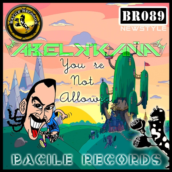 BR 089 Abel k´kaña - You´re not Allowed