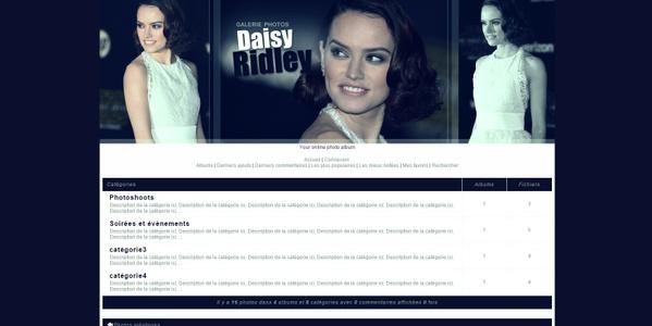 Coppermine Daisy Ridley