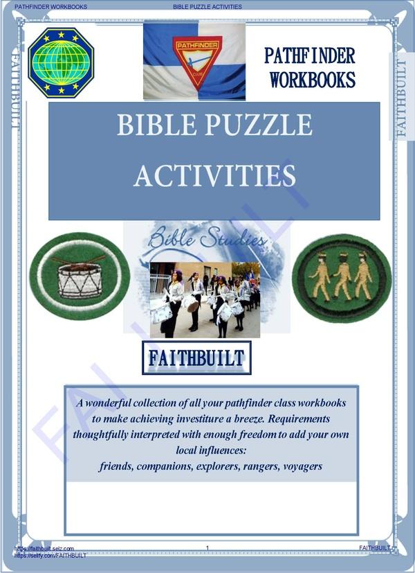 PATHFINDER WORKBOOKS