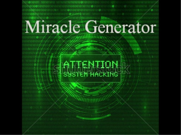 MIRACLE GENERATOR MP3
