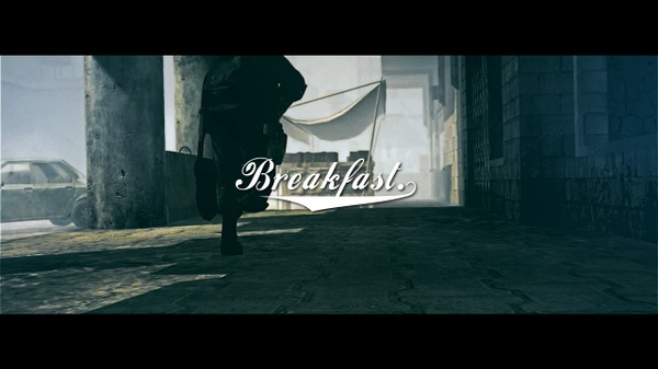 'Breakfast.' Project File