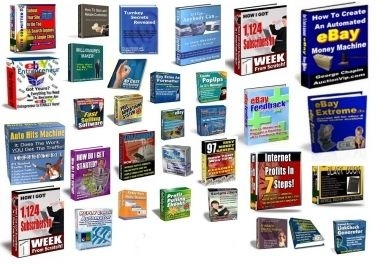 (Limited Offer) Over 2000 Of The Worlds Most Popular Premium Self Help and How To eBooks For £.90