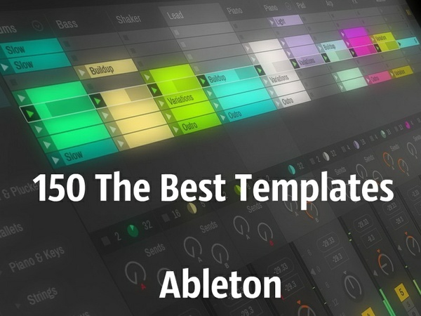 150 The Best Templates For Ableton