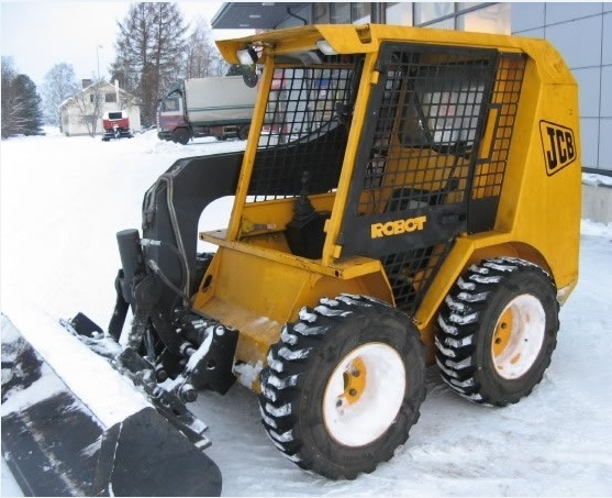 JCB Robot 150, 165, 165HF Skid Steer Loader Service Repair Workshop Manual DOWNLOAD