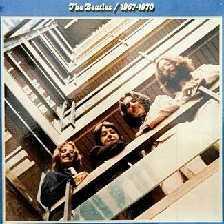 The Beatles - Blue Album (1967–1970)