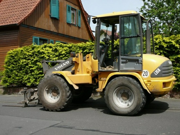 VOLVO L35B COMPACT WHEEL LOADER SERVICE REPAIR MANUAL - DOWNLOAD